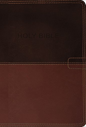 NKJV, Know The Word Study Bible, Imitation Leather, Brown/Caramel, Red Letter Edition: Gain a greater understanding of the Bible book by book, verse by verse, or topic by topic (Red Words compare prices)