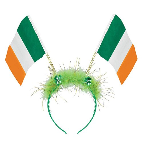 St. Patrick's Day Irish Flag Head Boppers