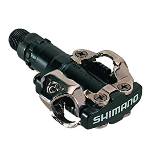 Shimano PD-M520L MTB Sport Pedals with Cleats