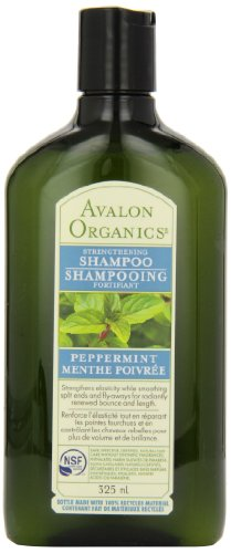 Avalon organics shampoo review