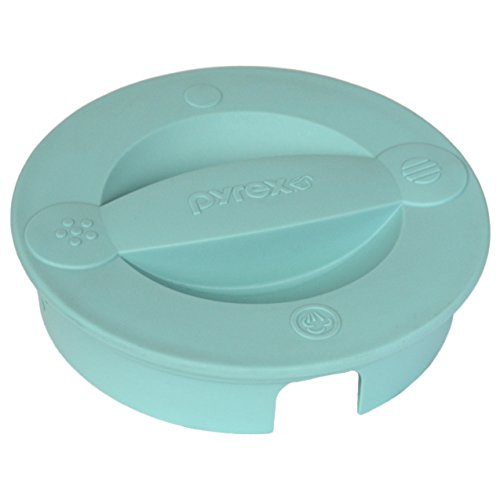 Pyrex 2 Cup Measuring Cup Lid - Turquoise (2 Cup Measuring Pyrex compare prices)