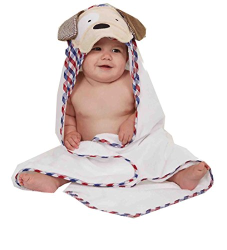 Mud Pie Hooded Towel, Puppy