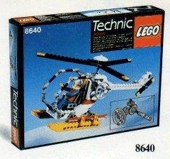 8640 Lego Technic Polar Copter günstig online kaufen
