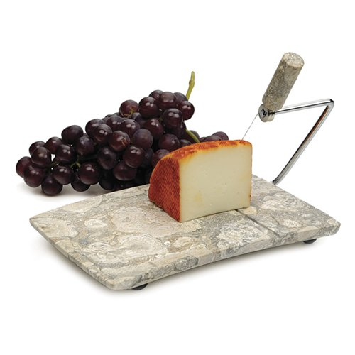 Rsvp International Fossil Cheese Slicer