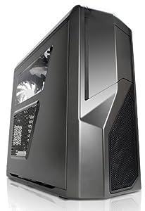 Sedatech PC Gamer Ultimate Desktop (Intel i7-4770 4x 3.4GHz Processor, 32GB RAM, 3000GB HDD, 500GB SSD, USB 3.0, Full HD 1080P, GeForce GTX 780 3072MB, 80+ PSU)