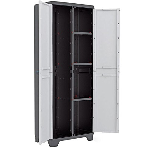 armoire a balai jusqu 51 pureshopping. Black Bedroom Furniture Sets. Home Design Ideas