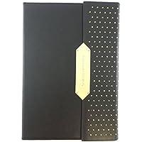 Christian Siriano Folio Case for Apple iPad Air 2 (Black/Gold)