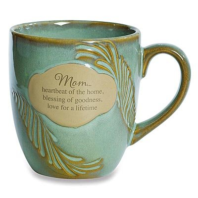 Abbey Press Whispering Wings Mom Mug - New Inspirational Mothers Day Gift 55600HMK-ABBEY