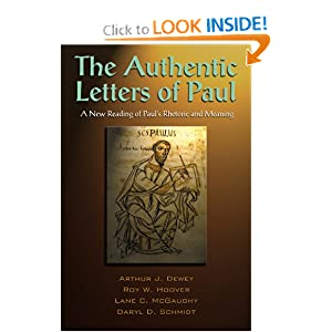 Downloads The Authentic Letters of Paul