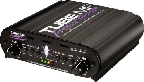 ART Tube MP Project Series Microphone Preamp – (New)