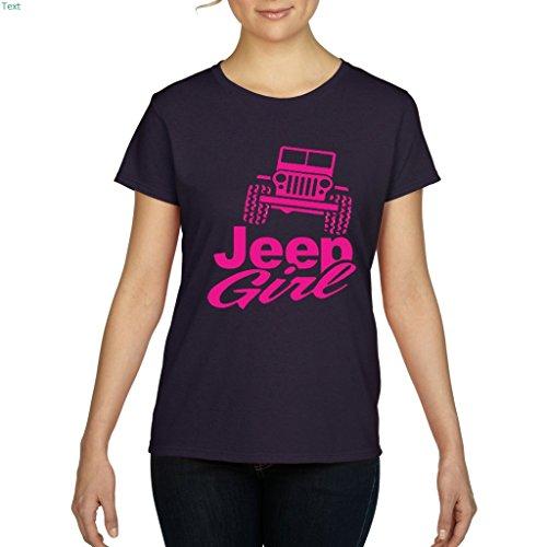 Artix Jeep Girl Womens T-shirt