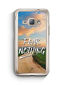 YuBingo Fear Nothing Designer Mobile Case Back Cover for Samsung Galaxy J1 2016