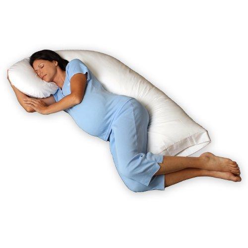 Snoozer Dream Weaver Full Body Pillow, Goose Down