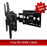 Panasonic Compatible Swivel TV Mount for 32~60