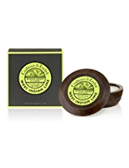 Crabtree & Evelyn® West Indian Lime Shave Soap in Bowl 100g