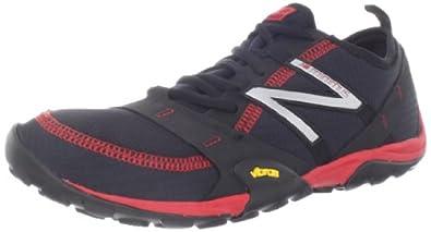 New Balance Men's MO10 Minimus Multi-Sport Trail Running Shoe,Black/Red,14 D US