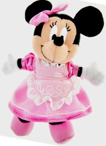 Minnie strap key chain of Chef Mickey