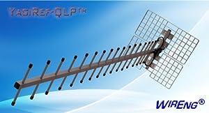 YagiRef-QLP™ 22dBi Wide-Band 3G + 4G Antenna for Pantech PX-500