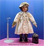 Metal Doll Stand for Dolls Size 24 To 36 Inches Tall