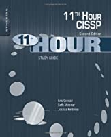 Eleventh Hour CISSP: Study Guide, 2nd Edition Front Cover