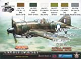 Camouflage Set LifeColor XS02 WII Royal Australian Air Force SET2