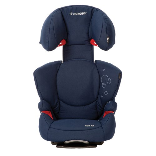 maxi cosi rodi xr booster car seat dress blue 2012 01 20. Black Bedroom Furniture Sets. Home Design Ideas