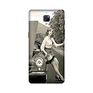 StyleO Oneplus 3 Printed Back Cover Case ( Cover for Oneplus 3 )