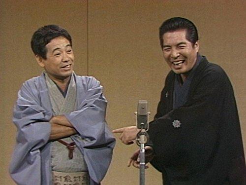 花王名人劇場 落語傑作選4 党首円楽×家元談志 [DVD]