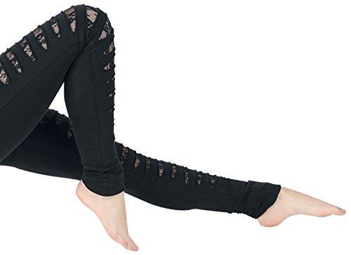 Vixxsin Slasher Leggings nero XL