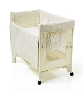 Arm's Reach Co-Sleeper Mini Bassinet, Natural
