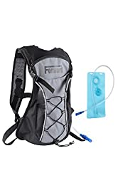 Hydration Packs with 2L 72 oz Bladder BPA Free & Lightweight for Hiking Biking Climbing Running Walking & All Sports and Recreational Hydration Needs by Forward