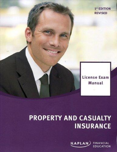 PROPERTY+CASUALTY INSURANCE LI, by Kaplan Financial Education