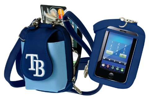 MLB Tampa Bay Rays Purse Plus Touch