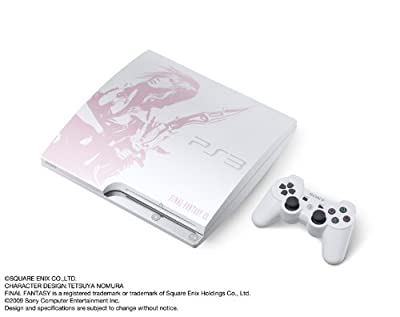 PlayStation 3(250GB) FINAL FANTASY XIII LIGHTNING EDITION(CEJH-10008)