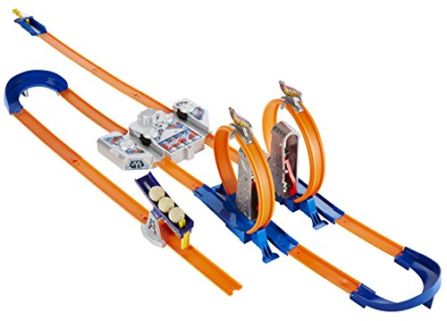 Hot Wheels pista constructor Total adquisición Turbo Track conjunto