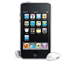 Apple iPod touch 8 GB (2nd Generation) [OLD MODEL]