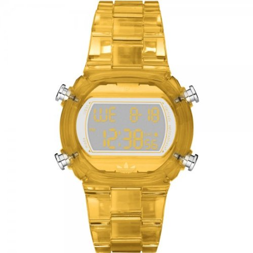 Adidas Yellow Candy Digital Ladies Watch - ADH6505