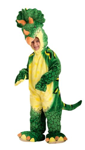 Forum Kids Triceratops Plush Dinosaur Child Halloween