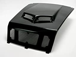 MAIER MANUFACTURING 194710 RZR SCOOPED HOOD BLK