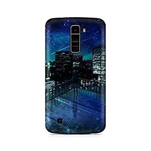 Mobicture City Premium Printed Case For LG K10