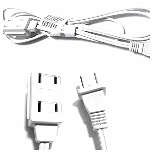 JF 6 feet Wall Hugger Extension Cord White Color (Slim Profile Extension Cord compare prices)