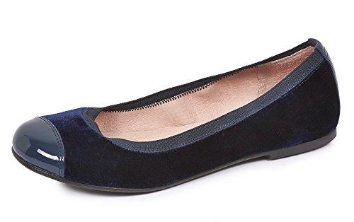 Garvalín 161665, Ballerine bambine blu Size: 37