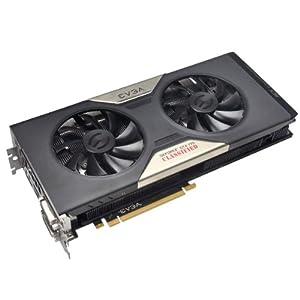 EVGA GeForce GTX770 Classified with EVGA ACX Cooler 4GB GDDR5 256-Bit Dual-Link DVI-I DVI-D HDMI DP SLI Ready Graphics Card (04G-P4-3778-KR)