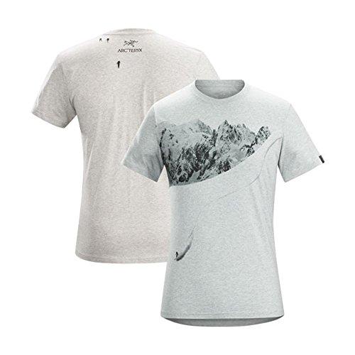 Tshirt Uomo Journey Down Arc' teryx-, grigio, XXL