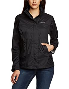 Marmot Women's PreCip Jacket - Black, X-Small