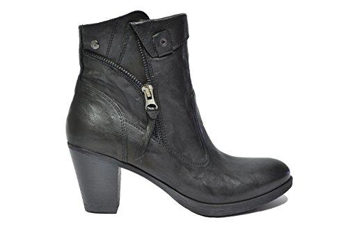 Nero Giardini Tronchetti scarpe donna nero 3341 A513341D 35