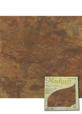Madison Vinyl Floor Tile 1411 - Home Dynamix
