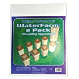 WaterFarm - Circulating Add-On Kit - For Use with WaterFarm 8-Pack Systems - General Hydroponics GH6635