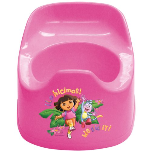 Dora the Explorer Petite Floor Potty