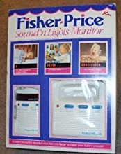 Fisher-Price Sounds 39n Lights Monitor
